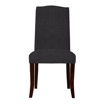 Guttenberg Solid Back Parsons Chair Upholstery: Dark Gray