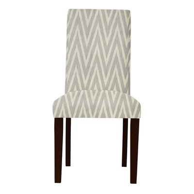 Beachwood Zigzag Parsons Chair (Set of 2)