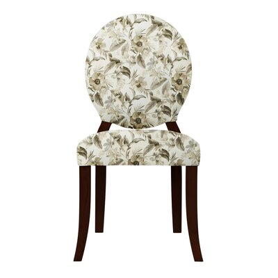 Lashley Flowers Upholstered Side Chair