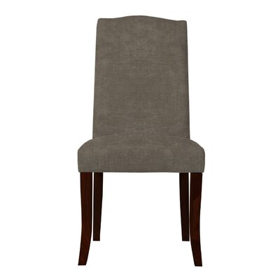 Guttenberg Parsons Chair (Set of 2) Upholstery: Gray