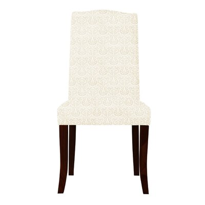 Lasseter Parsons Chair (Set of 2) Upholstery: Cream