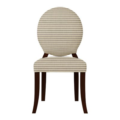 Lashley Horizontal Stripe Side Chair