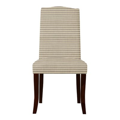 Guttenberg Horizontal Stripe Parsons Chair