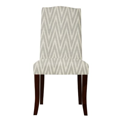 Guttenberg Chervon Parsons Chair (Set of 2)