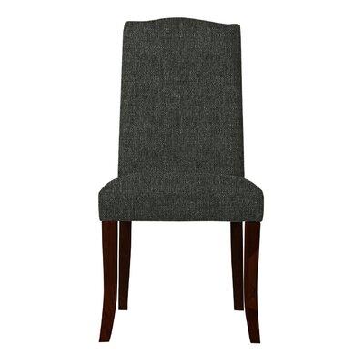 Guttenberg Straight Legs Parsons Chair Upholstery: Black