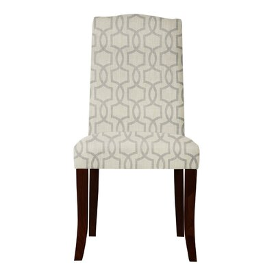 Guttenberg Geometric Parsons Chair