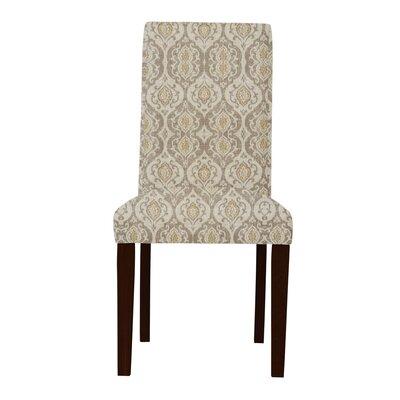 Beachwood Beige/Gray Parsons Chair