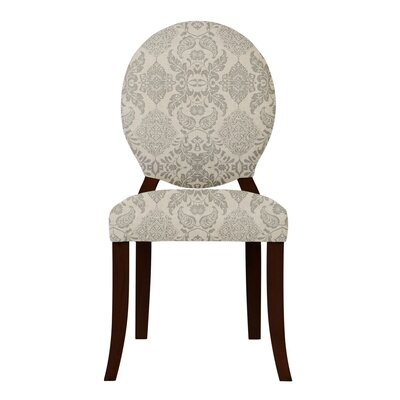 Lashley Damask Side Chair