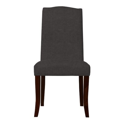 Guttenberg Parsons Chair Upholstery: Dark Gray