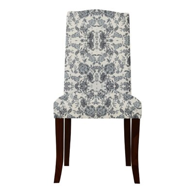 Lasseter Classic Floral Parsons Chair (Set of 2)