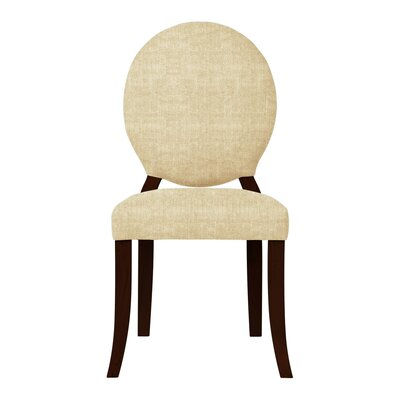 Lashley Upholstered Side Chair (Set of 2) Upholstery: Beige