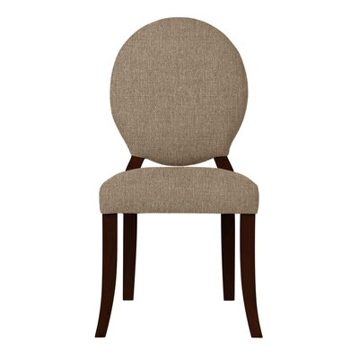 Lashley Solid Side Chair (Set of 2) Upholstery: Tan