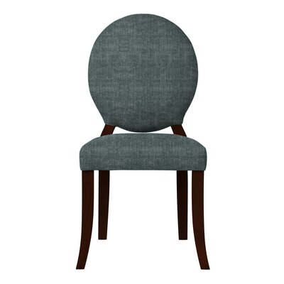 Lashley Upholstered Side Chair (Set of 2) Upholstery: Gray