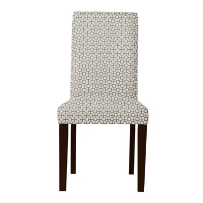 Beachwood Square Intertwined Parsons Chair Upholstery: Gray