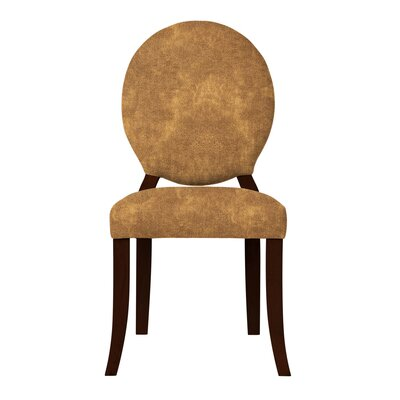Lashley Solid Upholstered Side Chair Upholstery: Beige