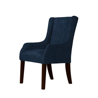 Great Falls Chair Upholstery: Blue