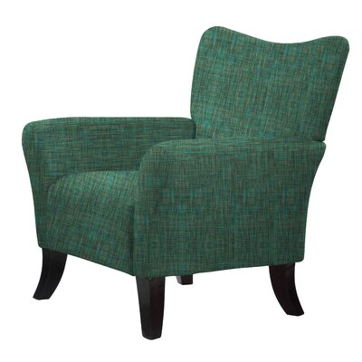 Laseter Green Arm Chair