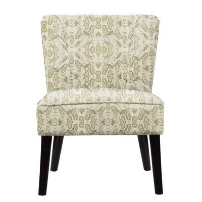 Gale Symmetrical Slipper Chair