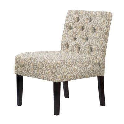 Lashbrook Tufted Slipper Chair