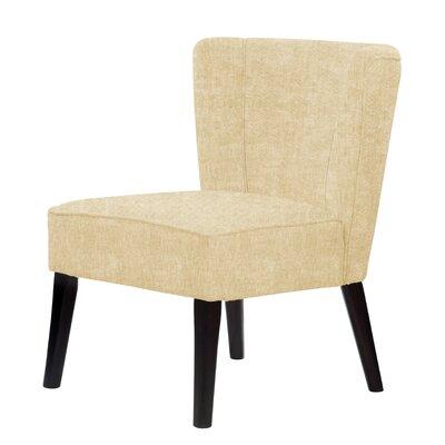 Lasalle Slipper Chair Upholstery: Cream