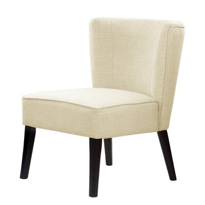 Lasalle Slipper Chair Upholstery: Cream
