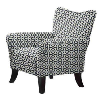 Laseter Fabric Accent Arm Chair