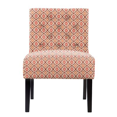 Lashbrook Tufted Slipper Chair