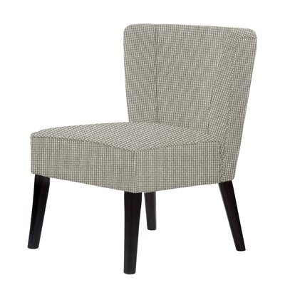 Lasalle Slipper Chair Upholstery: Light Gray
