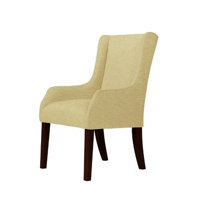 Larrabee Wingback Chair Upholstery: Light Cream