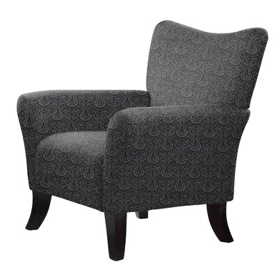 Laseter Armchair Upholstery: Gray