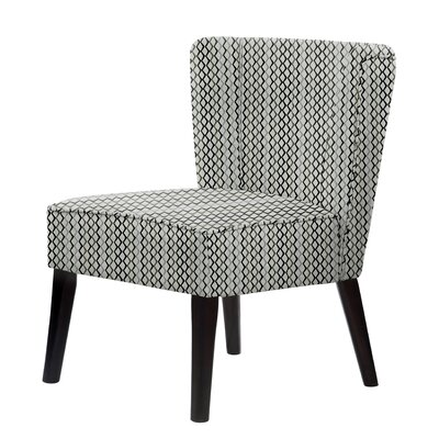 Lasalle Slipper Chair Upholstery: Gray
