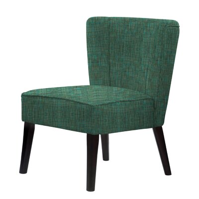 Lasalle Green Slipper Chair