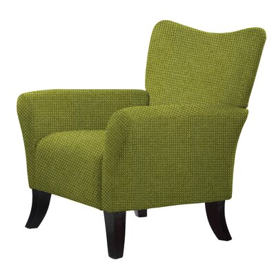 Laseter Armchair Upholstery: Olive