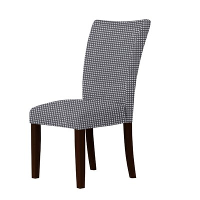Wallington Parsons Chair Upholstery: Gray