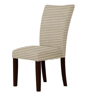 Wallington Horizontal Stripe Parsons Chair