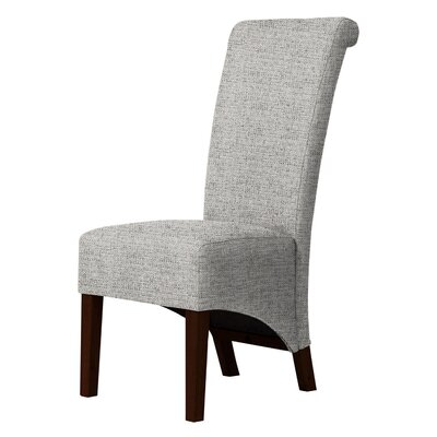 Keyesport Upholstered Dining Chair Upholstery: Light Gray