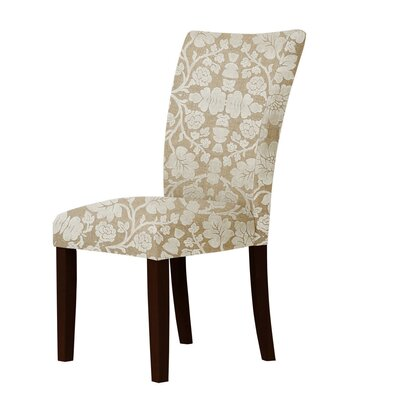 Latham Upholstered Dining Chair Upholstery: Cream