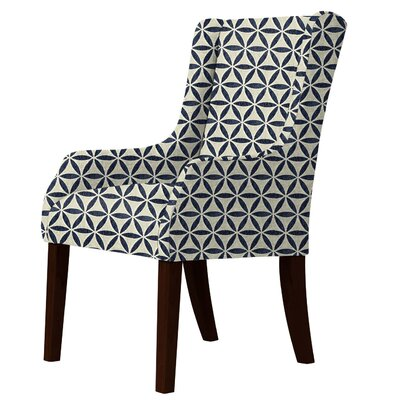 Larrabee Fabric Wingback Chair