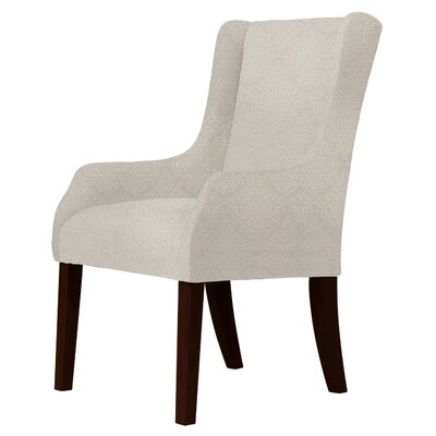 Larrabee Upholstered Wingback Chair