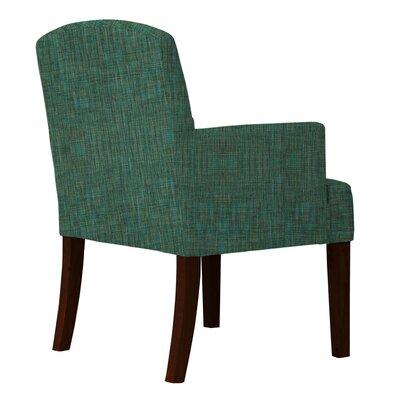 Larose Green Arm Chair