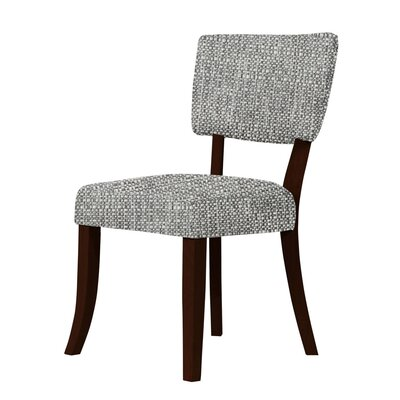 Larochelle Side Chair Upholstery: Gray