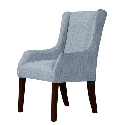 Larrabee Armchair Upholstery: Blue