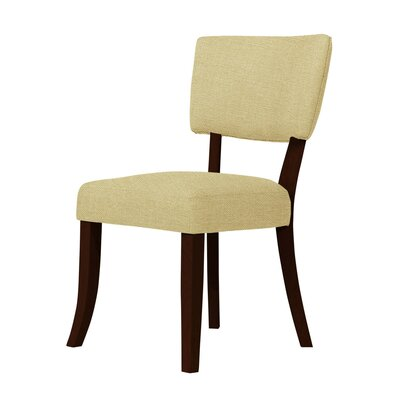 Larochelle Side Chair Upholstery: Light Cream