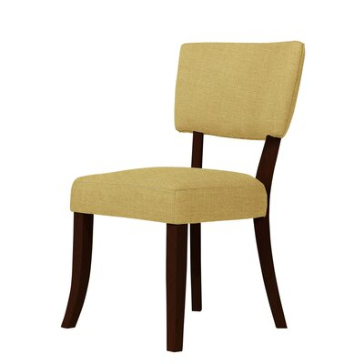Larochelle Side Chair Upholstery: Cream