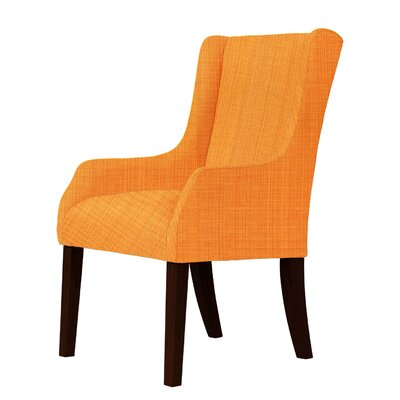 Larrabee Armchair Upholstery: Orange