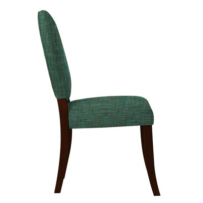 Lashley Green/Brown Side Chair