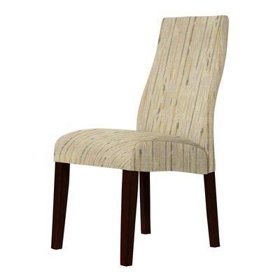 Haddonfield Contemporary Beige Parsons Chair