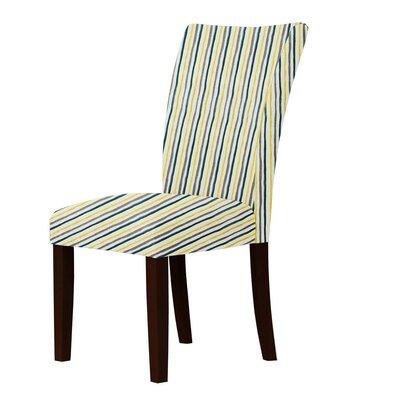 Wallington Narrow Stripe Parsons Chair