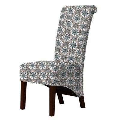 Audra Fabric Parsons Chair