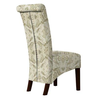Audra Cotton Parsons Chair